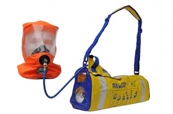 Escape breathing apparatus (EEBD)